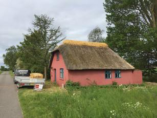 Sommerhus ved Bursø, Lolland