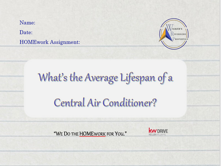 What's the Average Lifespan of a Central Air Conditioning Unit?