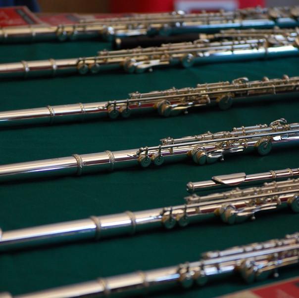 Virtual Flute Exhibit