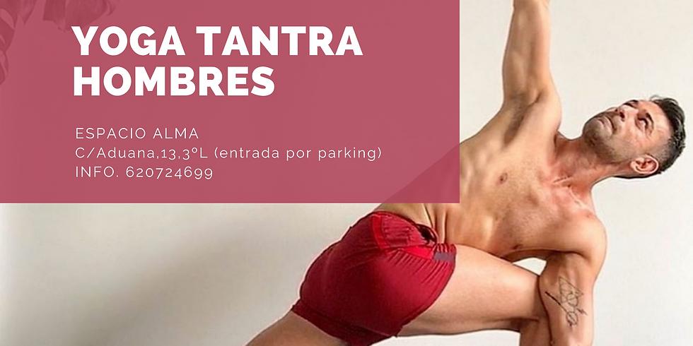 Taller de Yoga Tantra Hombres