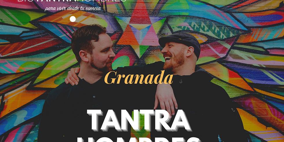 TALLER TANTRA HOMBRES-GRANADA-