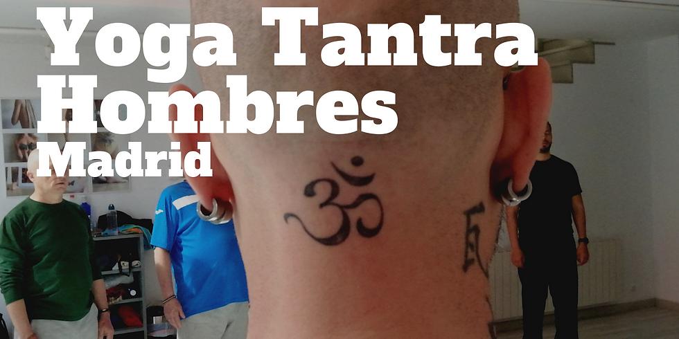 TALLER YOGA TANTRA HOMBRES MADRID