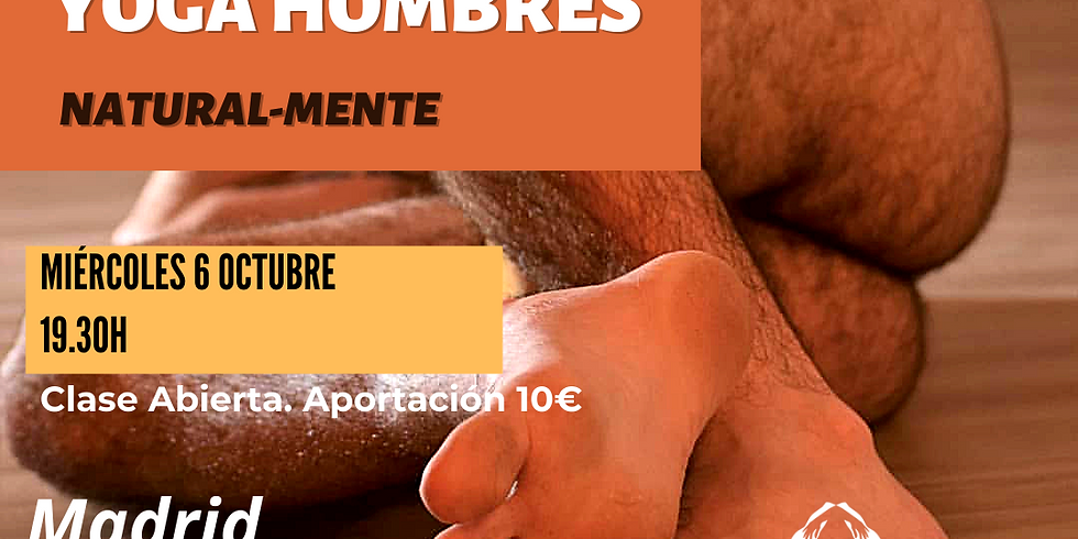 CLASES REGULARES YOGA HOMBRES NATURAL_mente.