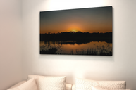 a-horizontal-art-print-in-a-pearl-color-living-room