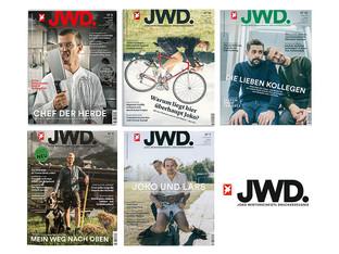 JWD Magazin - Joko Winterscheidt