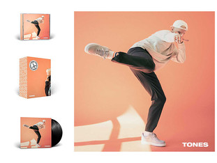 Teesy TONES Album Cover