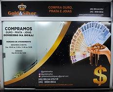 Loja Gold&Silver Foz do Iguaçu