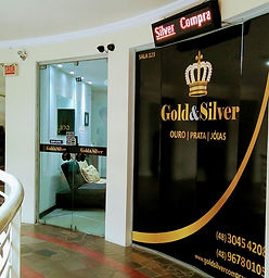 Loja Gold&Silver Criciuma