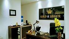 Gold&Silver Loja com segurança e tranquilidade