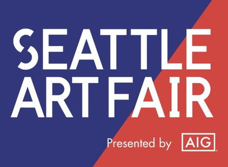 Alan Kluckow Fine Art will be participating on the Seattle Art Fair from the 4th to 7th August / sea