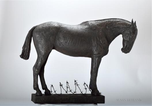 War Horse Memorial by Susan Leyland