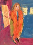 Mike Bartlett artist Marie Jocotey