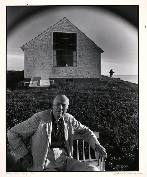 Edward Hopper by Arnold Newman.jpg