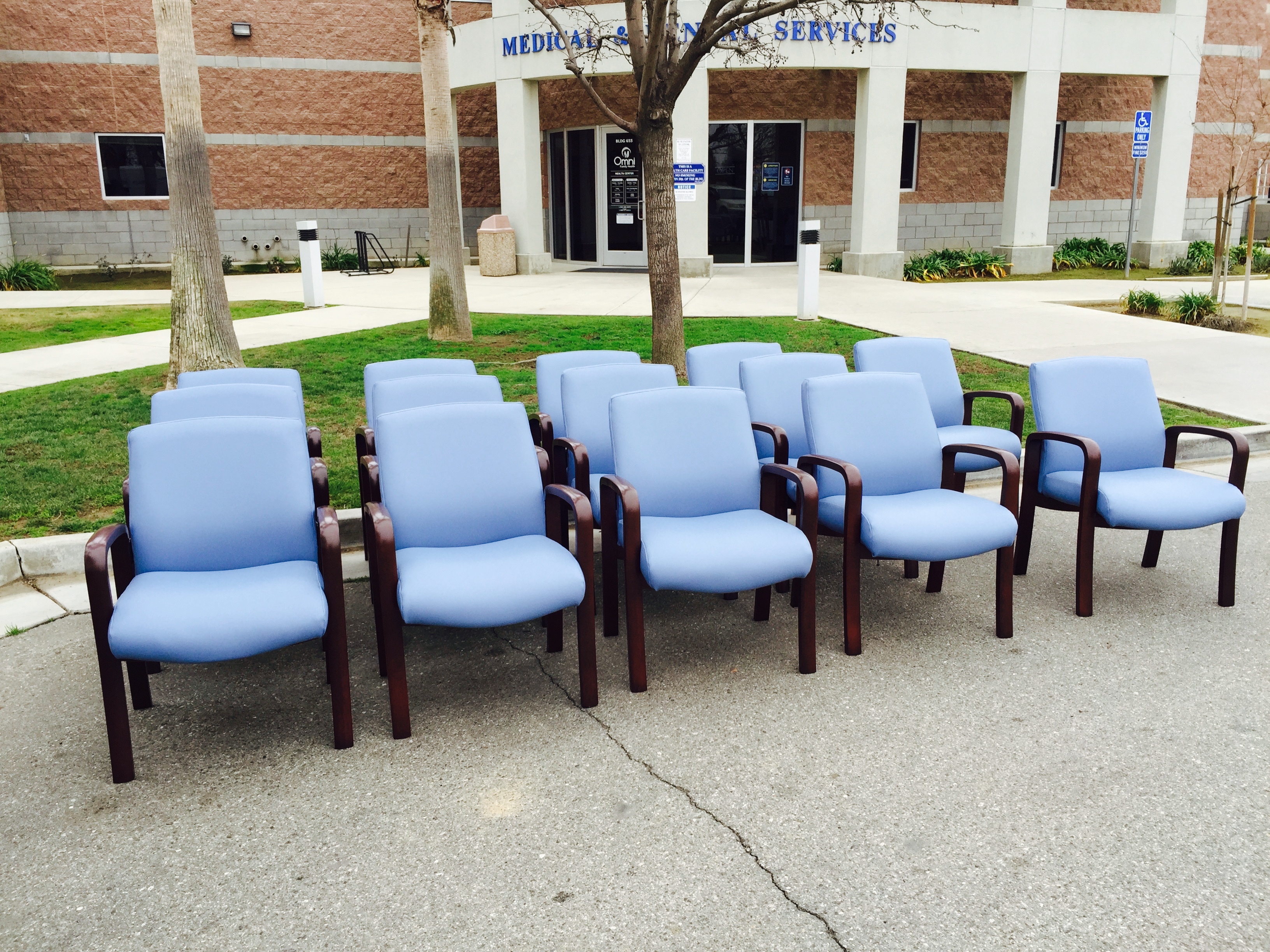 Commercial Upholstery Bakersfield