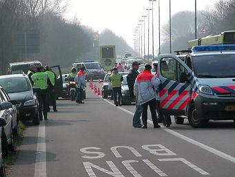 ANPR actie Belastingdienst en Politie
