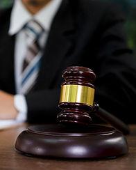 voorzittershamer rechtbank
