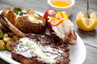 Butcher's Steak and Lobster