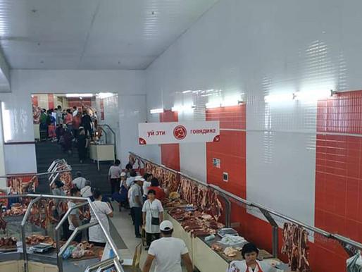 Совладельцы мясного павильона на Ошском рынке заявили о рейдерстве и предвзятости