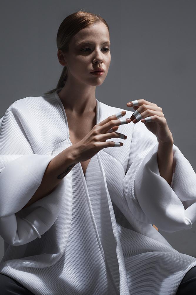 Sonja Jocic AW15 ''PARALLEL''