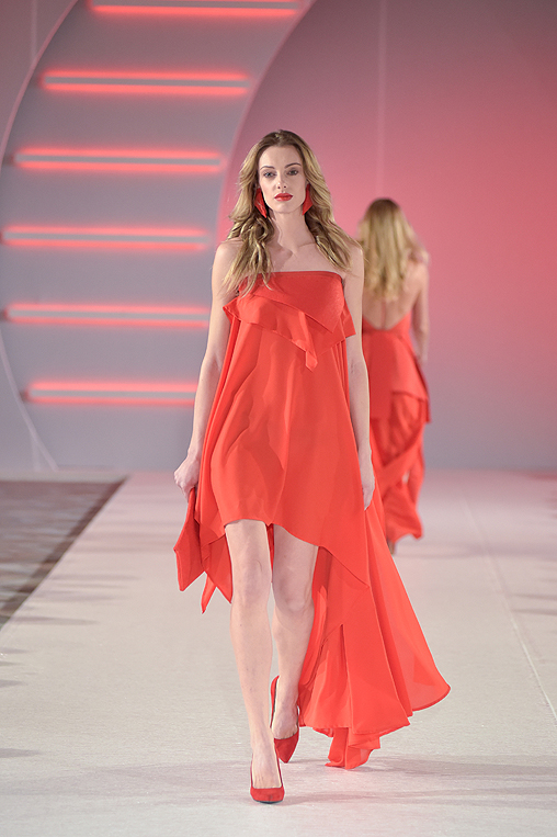Sonja Jocic SS16 ''RED.''