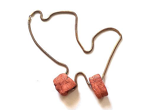 05/ 彫刻 necklace