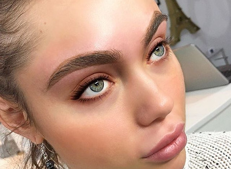 How long does a brow wax last?