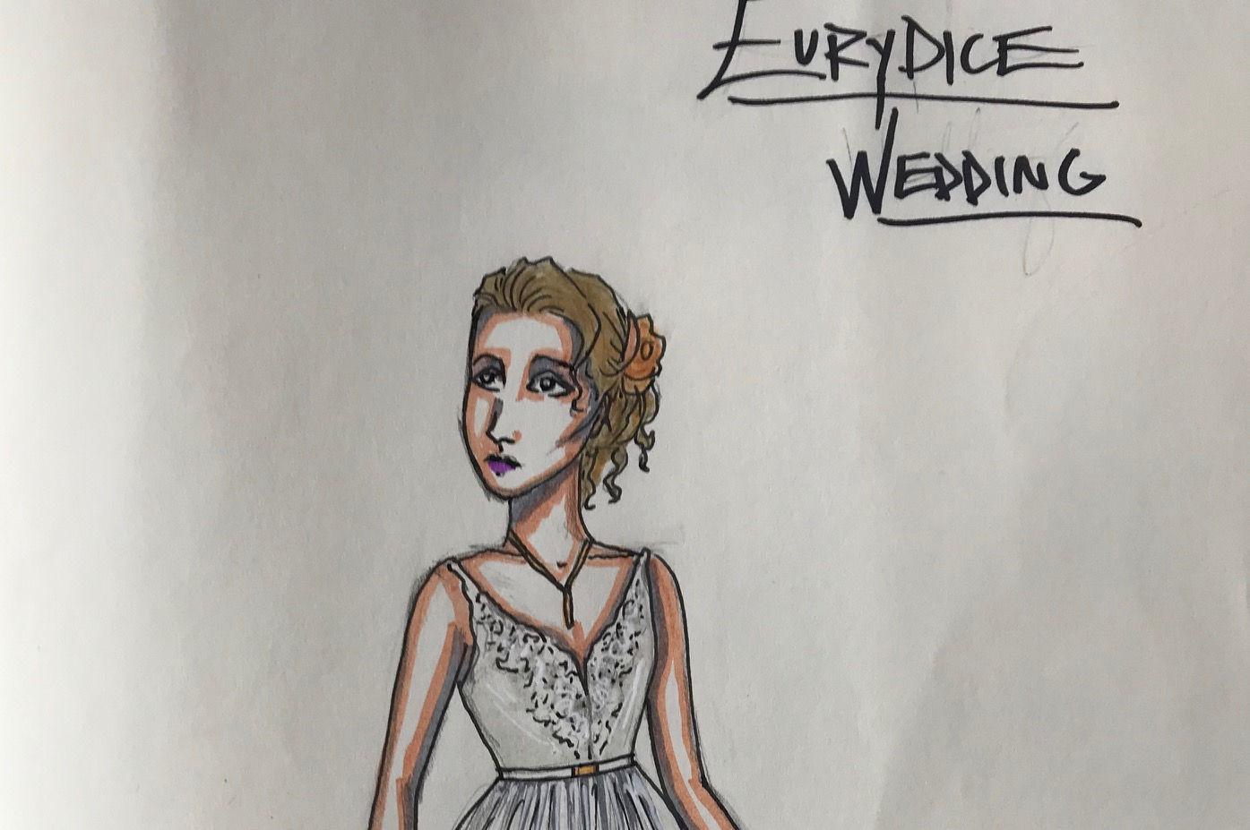 Eurydice Wedding