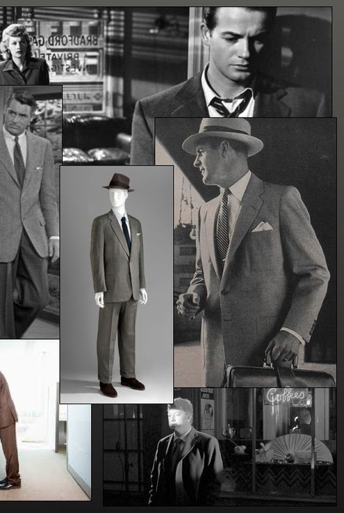 Costume Research - Father