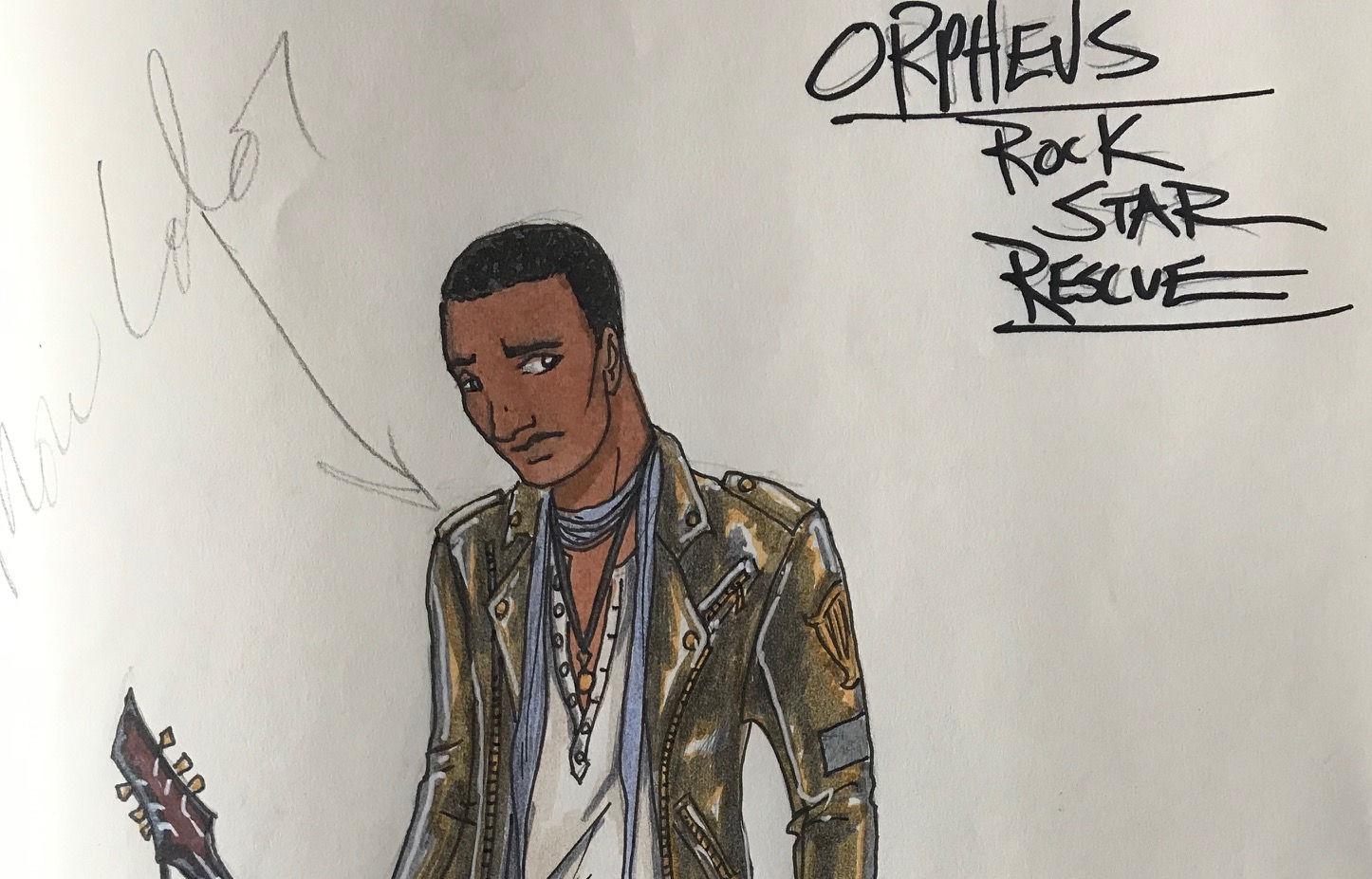 Orpheus Rescue