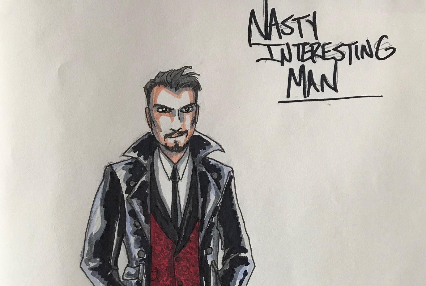 Nasty Interesting Man