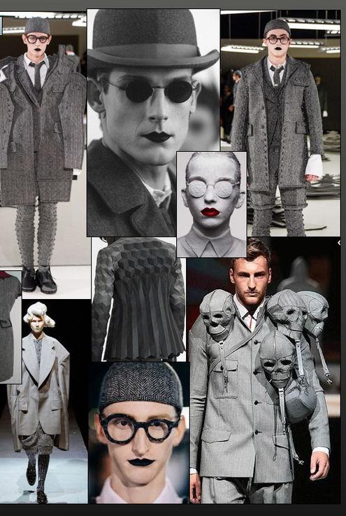 Costume Research - Stones