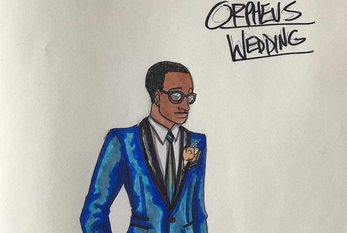 Orpheus Wedding