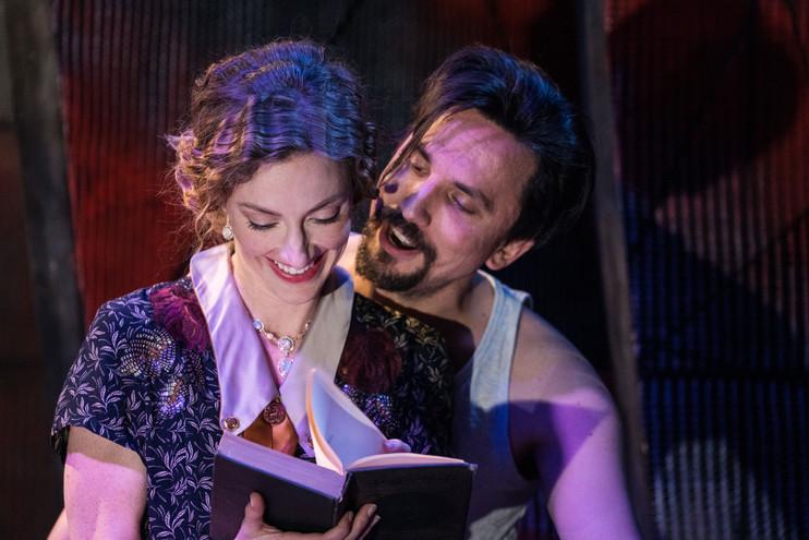 Constellation Theatre Company's The Mast