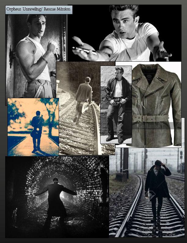 Costume Research - Orpheus