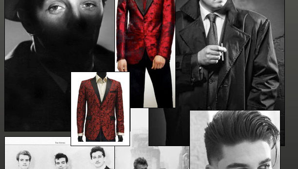 Costume Research - Nasty Interesting Man