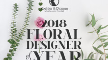 2018 Designer of the Year Student Exhibition