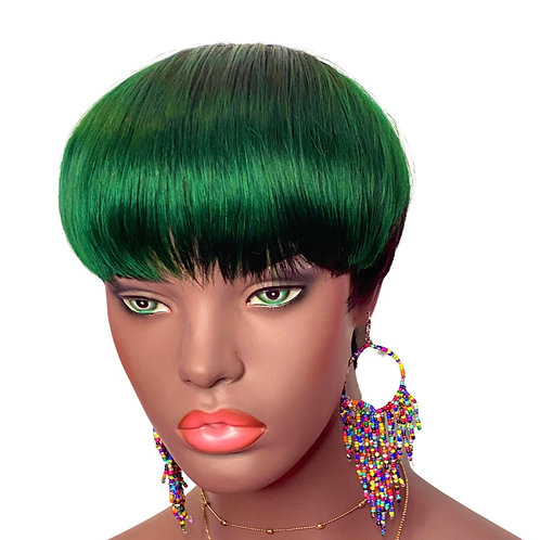 Money Green pixie