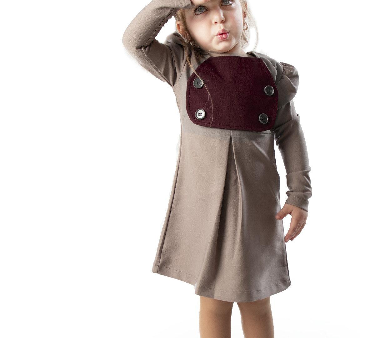 שמלה קלאס malaya | מאליה אופנת ילדים