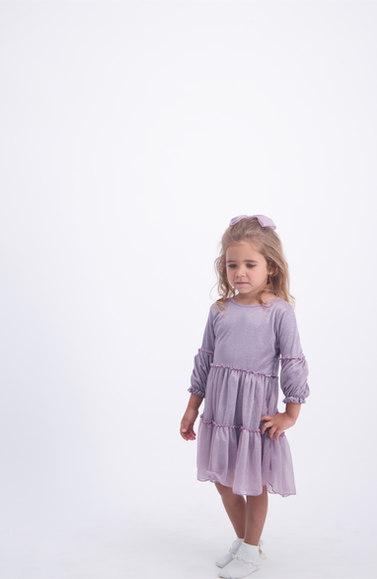 שמלת קומות malaya | מאליה אופנת ילדים