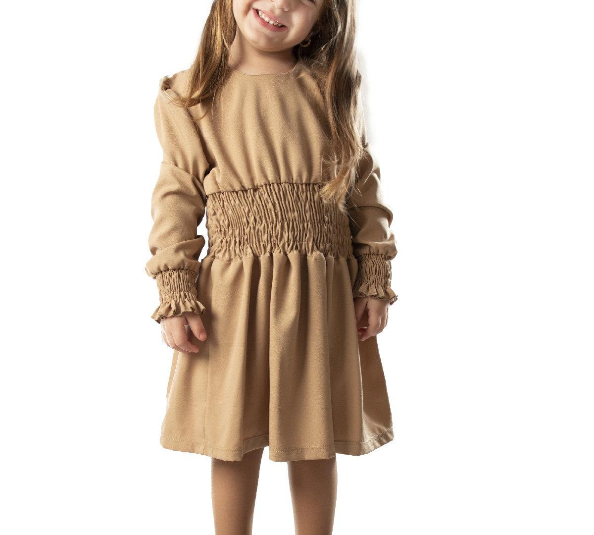 שמלה לני malaya | מאליה אופנת ילדים