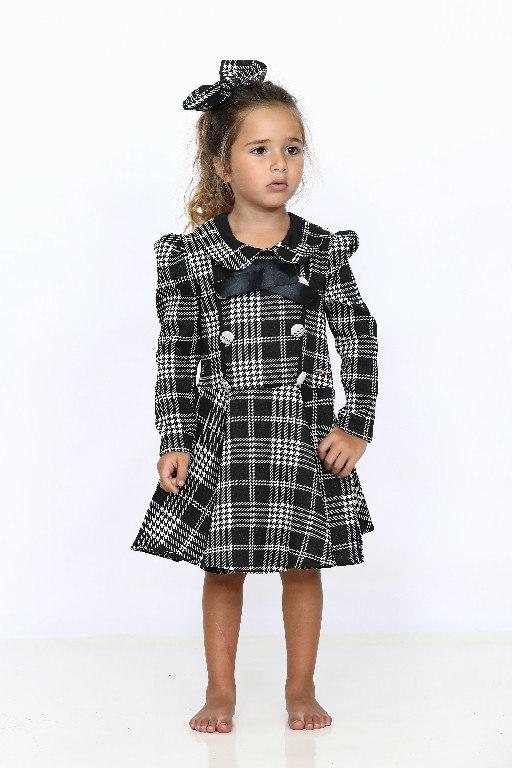 שמלה אלה malaya   מאליה אופנת ילדים