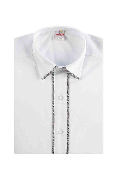 חולצה צווארון malaya | מאליה אופנת ילדים