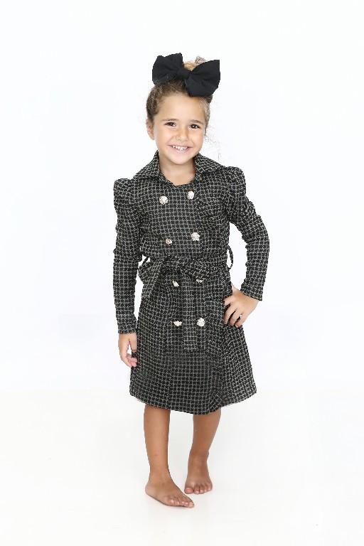 שמלת שרי malaya | מאליה אופנת ילדים