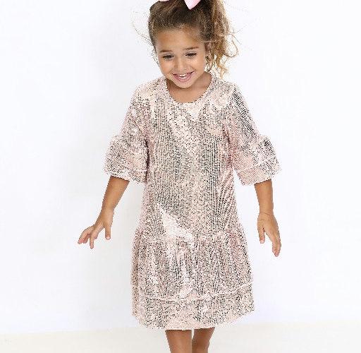 שמלה מלמלות  malaya   מאליה אופנת ילדים