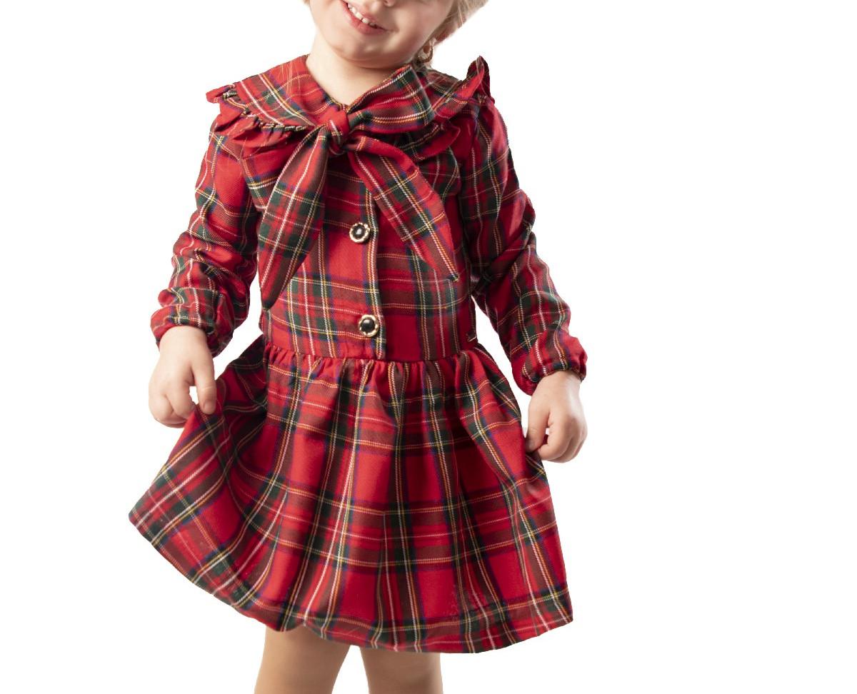שמלה ליידי malaya   מאליה אופנת ילדים