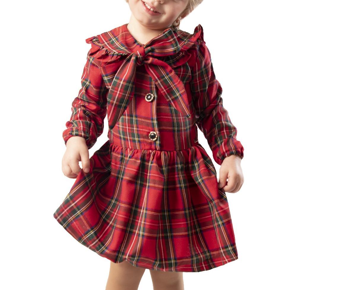 שמלה ליידי malaya | מאליה אופנת ילדים
