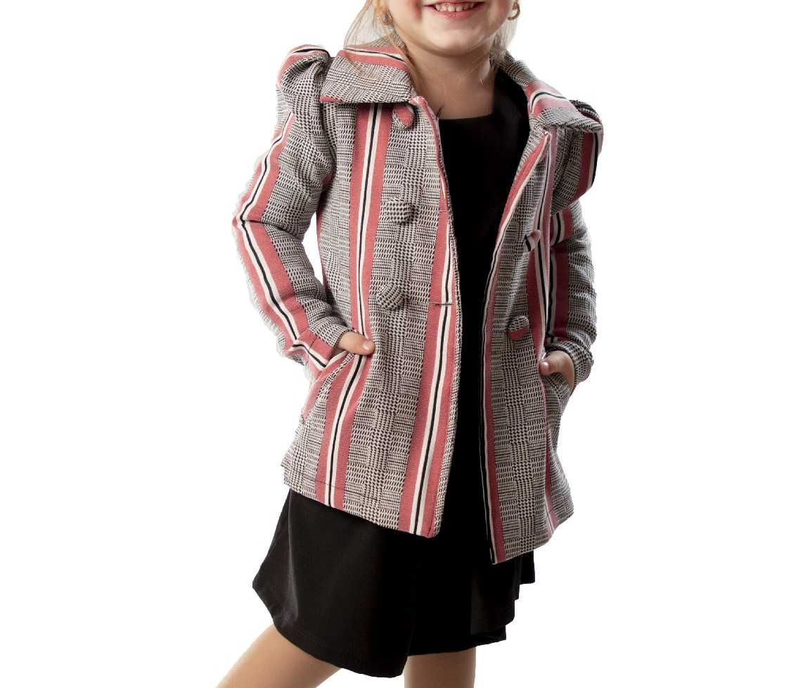 מעיל הילטון malaya   מאליה אופנת ילדים