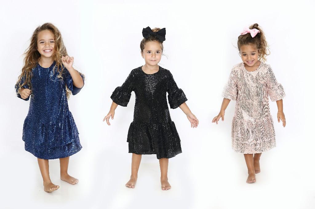 שמלה מלמלות  malaya | מאליה אופנת ילדים