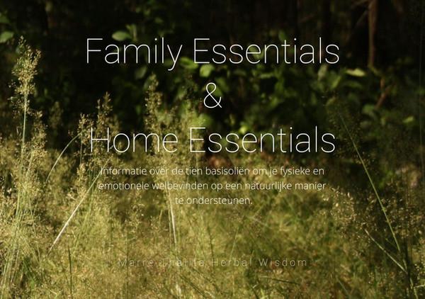 Family Essentials & Home Essentials