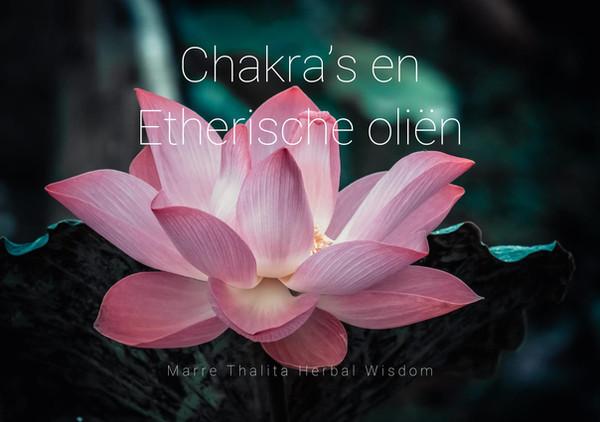 Chakra's & Etherische oliën